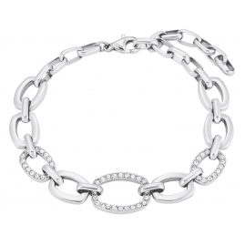 s.Oliver 2029361 Ladies' Bracelet with Crystals