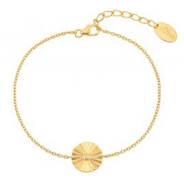 s.Oliver 2031438 Ladies' Bracelet Gold Plated Silver