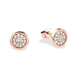 s.Oliver 9079223 Ladies' Stud Earrings