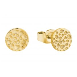 s.Oliver 2027550 Women's Stud Earrings Gold Plated Silver 925