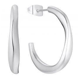 s.Oliver 2032533 Women's Hoop Earrings