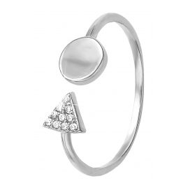 s.Oliver 20125 Silver Ladies Ring