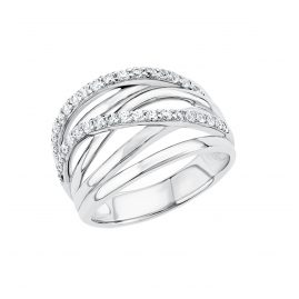s.Oliver 9031 Silver Ladies' Ring