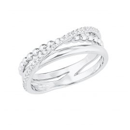 s.Oliver 202274 Silver Ladies' Ring