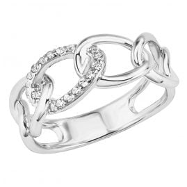 s.Oliver 202850 Silver Ladies Ring