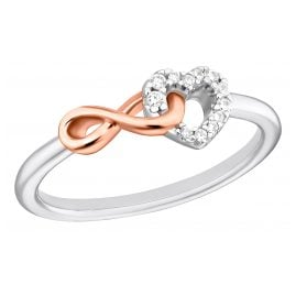 s.Oliver 20325 Women's Ring Infinity 925 Silver