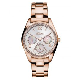 s.Oliver SO-3064-MM Multifunction Ladies Watch