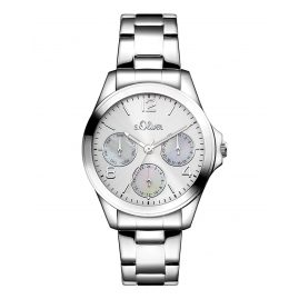 s.Oliver SO-3301-MM Ladies Watch with Multifunction