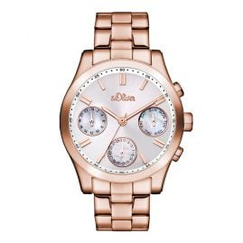 s.Oliver SO-3311-MM Ladies Multifunction Watch