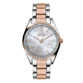 s.Oliver SO-3319-MQ Ladies Watch Two-Colour