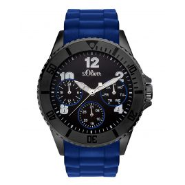 s.Oliver SO-3295-PM Multifunction Mens Watch