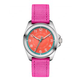 s.Oliver SO-3400-LQ Girls Watch