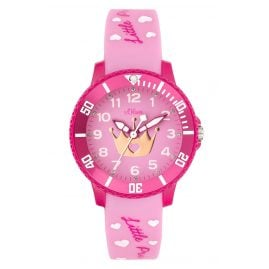 s.Oliver SO-3999-PQ Girls Watch Little Princess