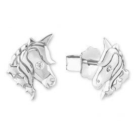 s.Oliver 2018519 Childrens Stud Earrings Unicorn