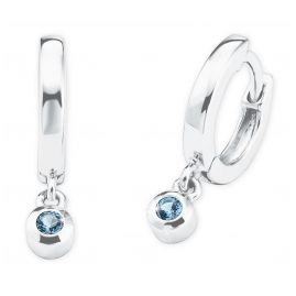 s.Oliver 2027459 Girls' Earrings Silver 925