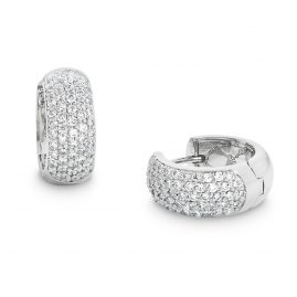Joop 2023540 Silber Damen-Ohrringe