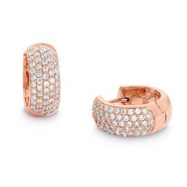 Joop 2023554 Silber Damen-Ohrringe