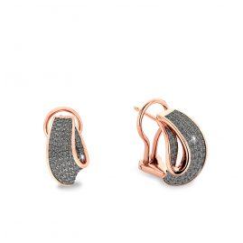 Joop 2023499 Silber-Ohrringe Rosé