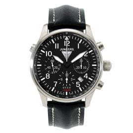 Junkers 6628-2 Mechanical Chronograph Gents Watch