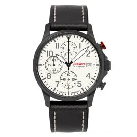Junkers 6872-5 Tante Ju Chronograph Mens Watch