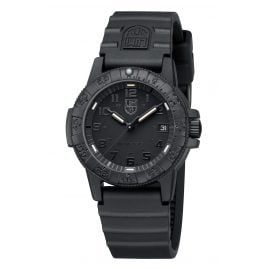 Luminox XS.0301.BO Unisex Wrist Watch Leatherback Sea Turtle Black