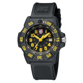 Luminox XS.3505 Diver´s Watch Navy Seal Black-Yellow