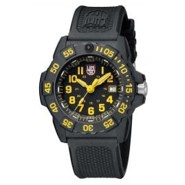 Luminox XS.3505 Taucheruhr Navy Seal Schwarz-Gelb