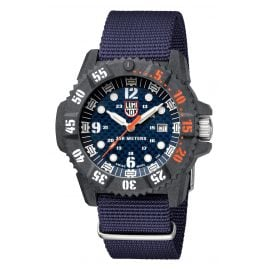 Luminox XS.3803.C Men's Diving Watch Master Carbon Seal WR 30 bar
