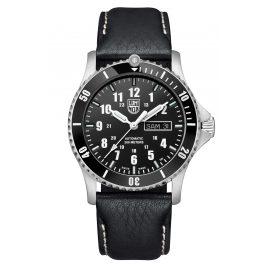 Luminox XS.0921 Automatic Watch for Men Sport Timer Steel/Black