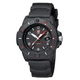 Luminox XS.3615 Herren-Taucheruhr Navy Seal Schwarz/Rot