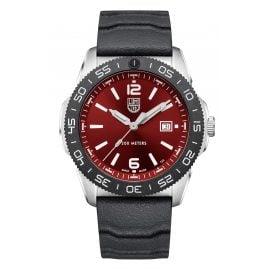 Luminox XS.3135 Taucheruhr Pacific Diver Schwarz/Rot