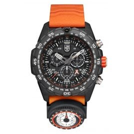 Luminox XB.3749 Chronograph Herrenuhr mit Kompass Bear Grylls Survival