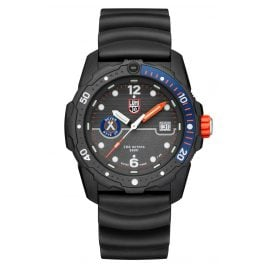 Luminox XB.3723 Men's Diving Watch Bear Grylls Survival black / blue