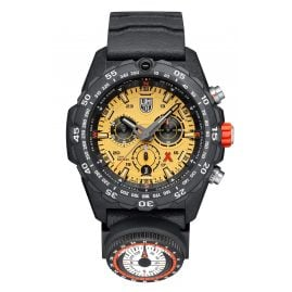 Luminox XB.3745 Chronograph Herrenuhr mit Kompass Bear Grylls Survival