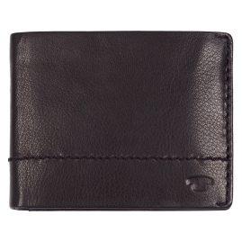 Tom Tailor 25300 Herren-Geldbörse Kai Leder Braun mit RFID Schutz