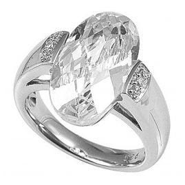 merii M0202R Silber Damen-Ring