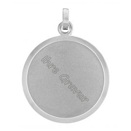 trendor 87172 Silver Engraving Plate