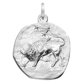 trendor 08457 Sternzeichen Stier 925 Silber 20 mm
