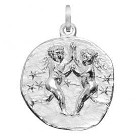 trendor 08458 Sternzeichen Zwilling 925 Silber 20 mm