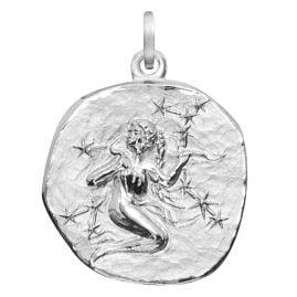 trendor 08461 Sternzeichen Jungfrau 925 Silber 20 mm