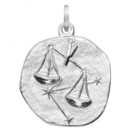 trendor 08462 Sternzeichen Waage 925 Silber 20 mm