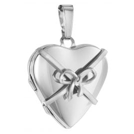 trendor 75609 Locket Pendant Heart Silver 925