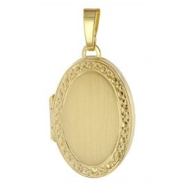 trendor 75985 Locket Pendant 333 Gold (8 carat)