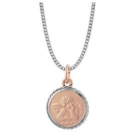 trendor 79664 Children`s Pendant Amor with Silver Chain