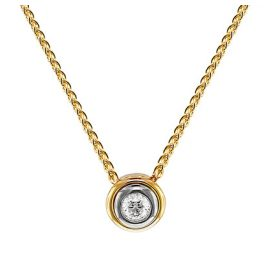 trendor 532509 Brillant 0,27 Collier Gold 585