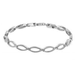 trendor 75568 Damen-Armband Silber 925