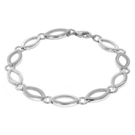 trendor 75579 Damen-Armband Silber 925