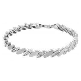 trendor 75587 Armband für Damen Silber 925 Zirkonia
