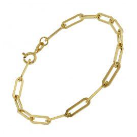 trendor 75660 Damen-Armband Armkettchen Silber 925 Vergoldet