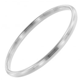 trendor 75968 Bangle for Ladies' 925 Sterling Silver